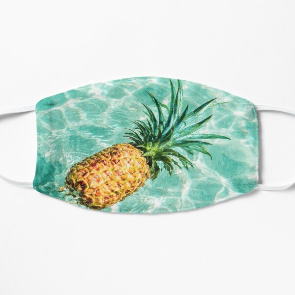 pineapple in the pool Mask