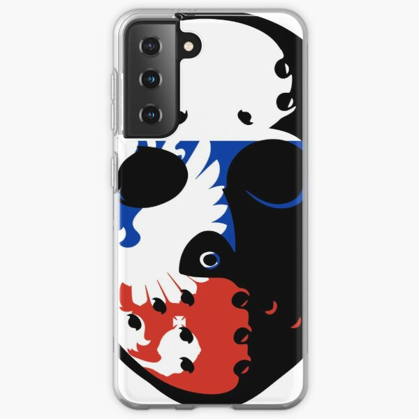 Friday the 13th Mask-Russia Samsung Galaxy Soft Case