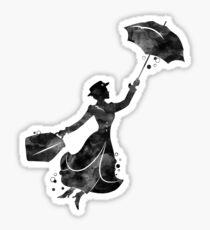 Mary Poppins Sticker