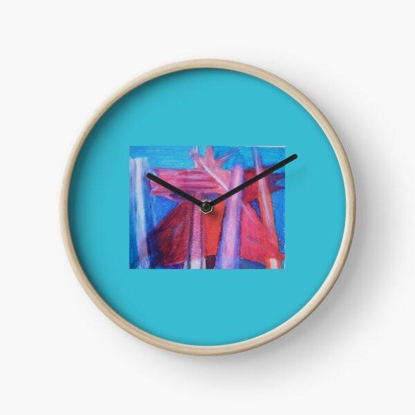 Toronto Abstract Clock