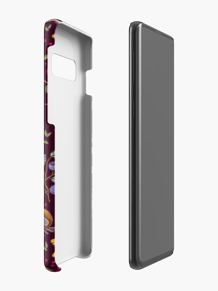 Alternate view of Forest Dream Case & Skin for Samsung Galaxy