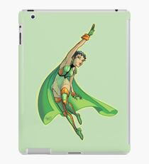Tomorrow Woman 1990s JLA iPad Case/Skin