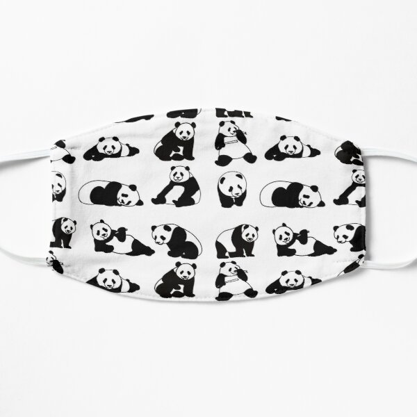 Pandas galore Mask