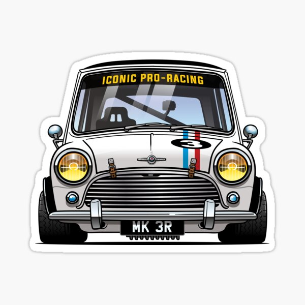 Racing Mk3 Sticker