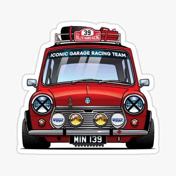 Spécial rallye Sticker