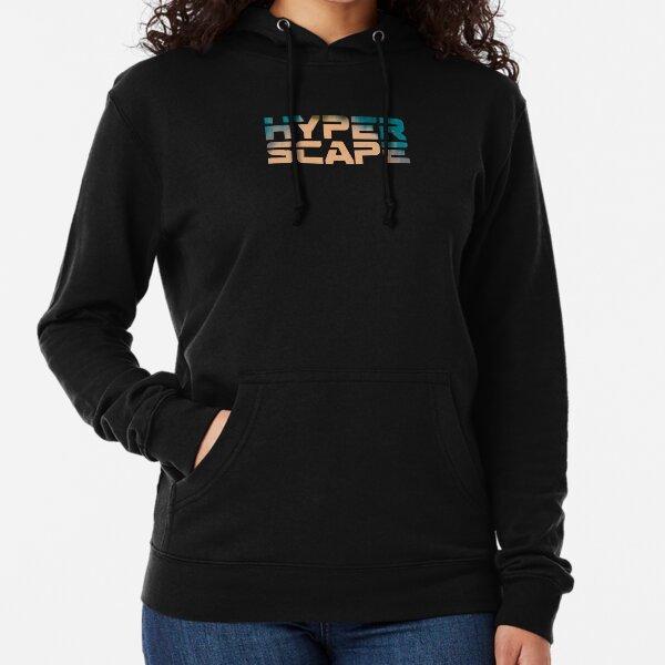 Hyper scape design Lightweight Hoodie