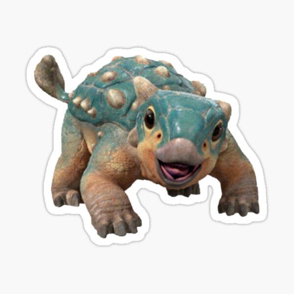 Bumpy Ankylosaurus magniventris Sticker