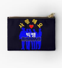 ㋡♥♫Love BigBang K-Pop Clothing & Stickers♪♥㋡ Studio Pouch