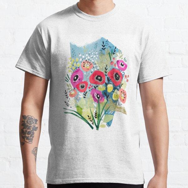 Summer florals Classic T-Shirt