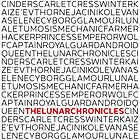 The Lunar Chronicles by Blanca Montiel Roman