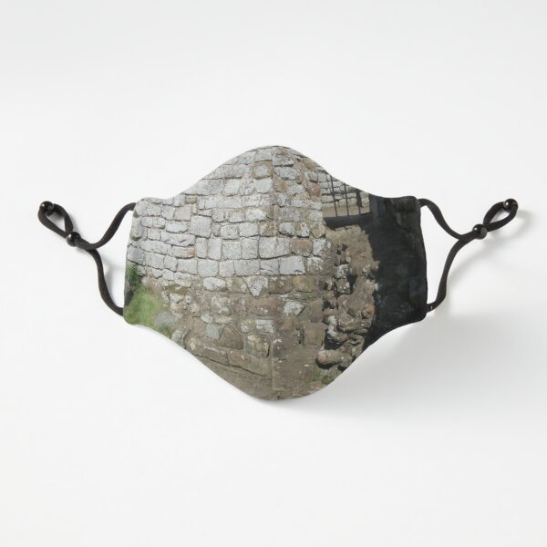 Merch #103 -- Rocks And Bricks - Shot 10 (Hadrian's Wall) Fitted 3-Layer