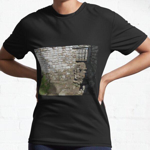 Merch #103 -- Rocks And Bricks - Shot 10 (Hadrian's Wall) Active T-Shirt