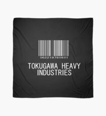 Tokugawa Heavy Industries (White) (Metal Gear) Scarf
