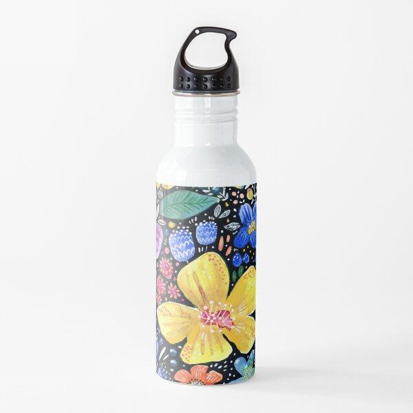Flower Galore Water Bottle