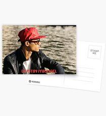 Dustin Michael Postcards