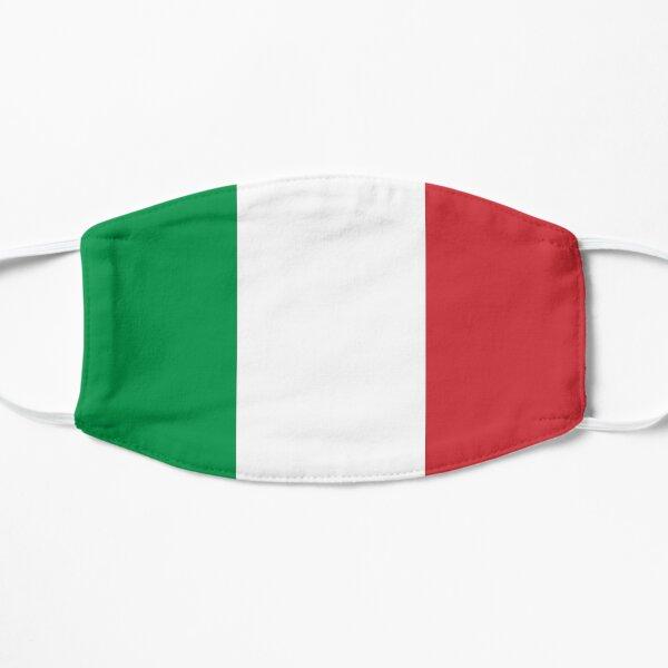 Drapeau italie Masque sans plis