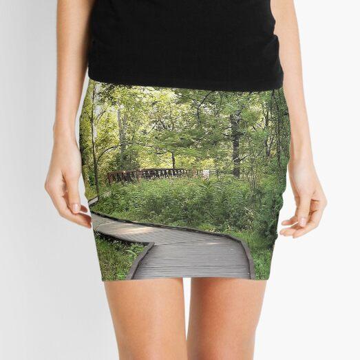 Pathways Mini Skirt