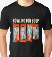 Bowling for Soup Slim Fit T-Shirt