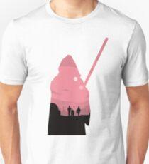 Ben Kenobi Silhouette T-Shirt