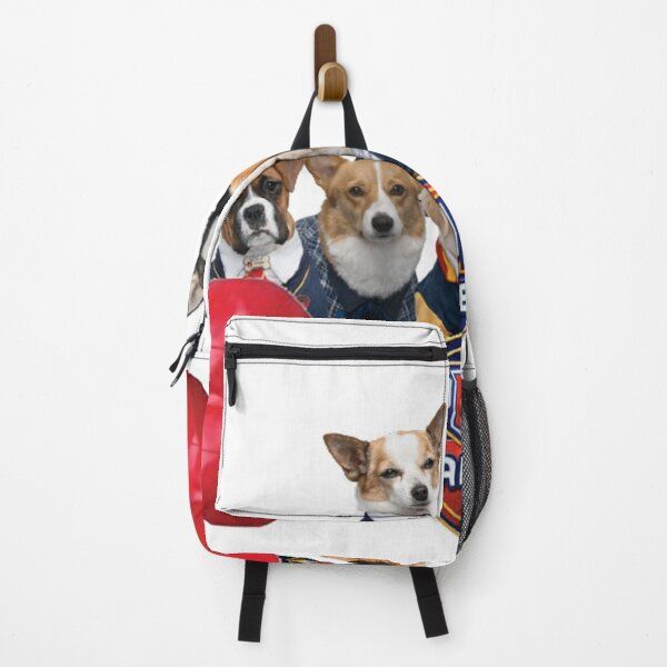 Pup Academy Show Backpack