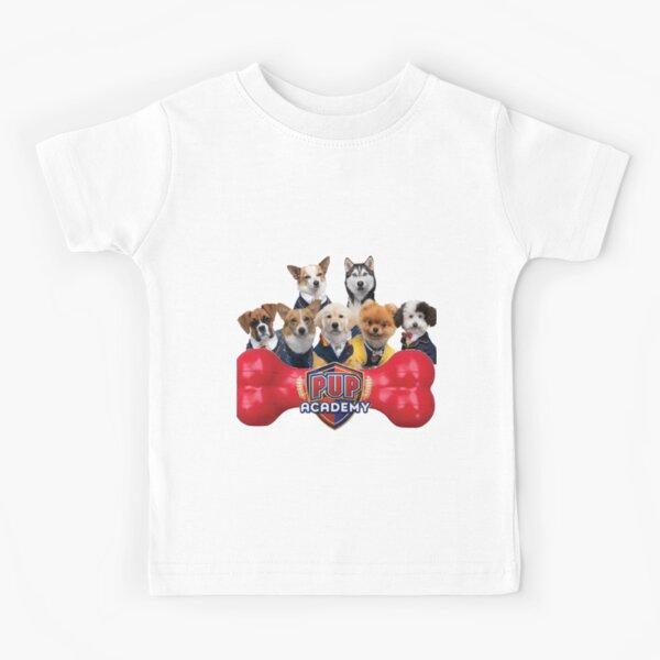 Pup Academy Show Kids T-Shirt