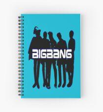 ♥♫Love BigBang Cool K-Pop Clothes & Phone/iPad/Laptop/MackBook Cases/Skins & Bags & Home Decor & Stationary♪♥ Spiral Notebook