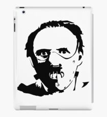 Hannibal Lecter-Hopkins iPad Case/Skin