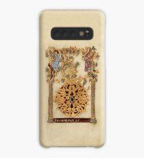 Decorated Initial D - D[eu]s qui Hodierna Die (1000 - 1025 AD) Case/Skin for Samsung Galaxy