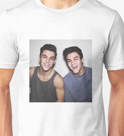 Dolan Twins smileing Unisex T-Shirt