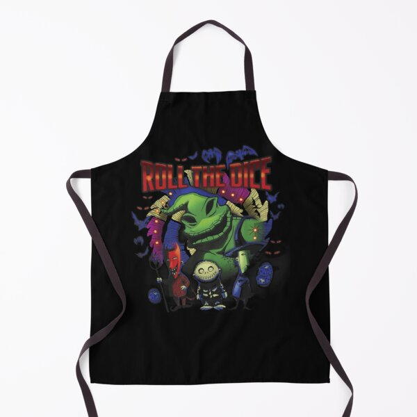 Disney-The-Nightmare-Before-Christmas-Oogie-Roll-The-Dice- Apron