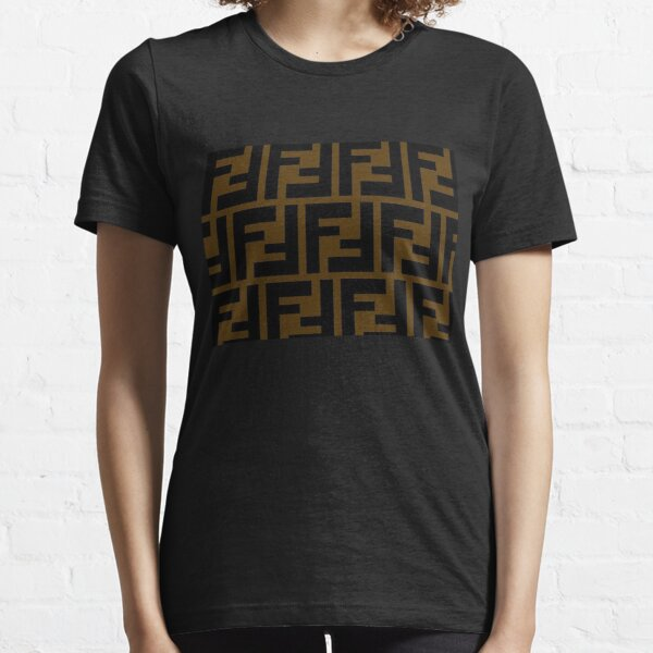 Fendi T-shirt essentiel