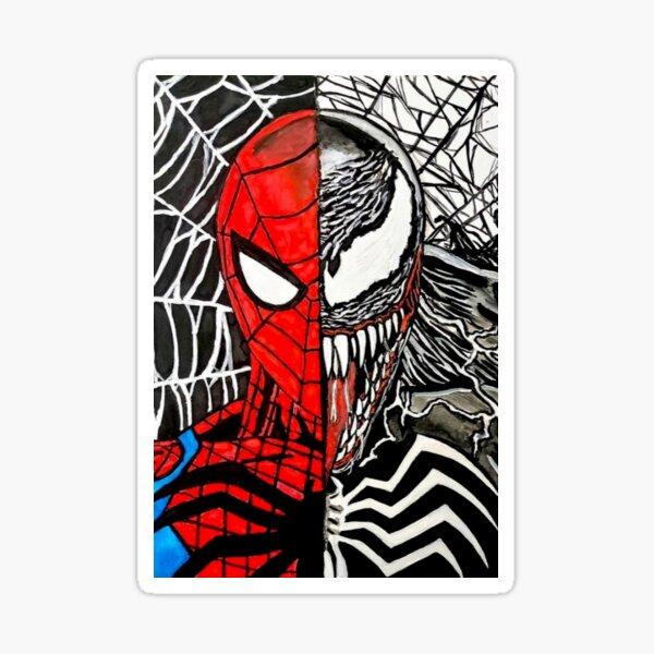 Spider-Man / Venom Pegatina