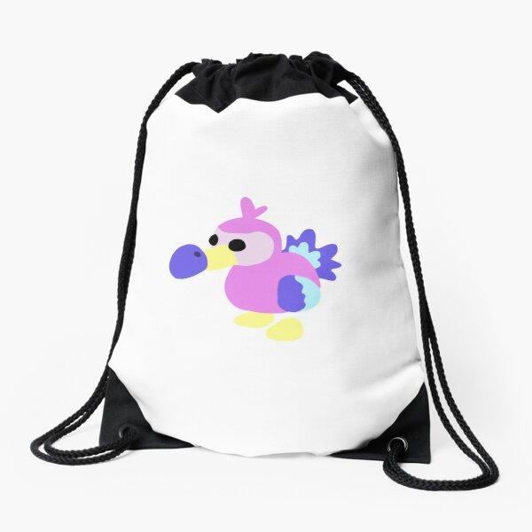 Adopt me dodo Drawstring Bag