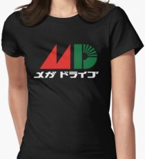 MD Women's Fitted T-Shirt