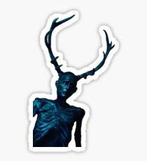 Wendigo-Hannibal Sticker
