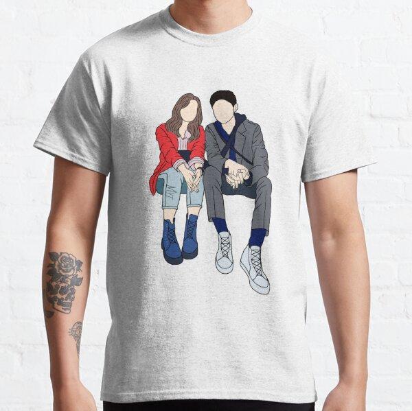 Record of Youth (KDRAMA) - Sa Hye Jun and Ahn Jeong Ha Classic T-Shirt