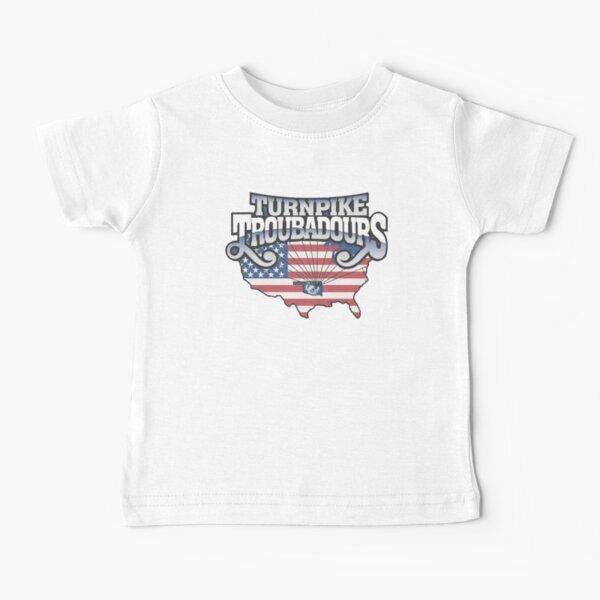 TURNPIKE TROUBADOURS 1F Baby T-Shirt
