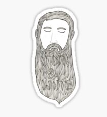 Iron & Wine Sticker