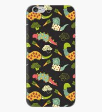 Eat Your Veggies in Brights iPhone Case