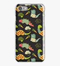 Eat Your Veggies in Brights iPhone Case/Skin