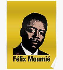 Félix Moumié Poster