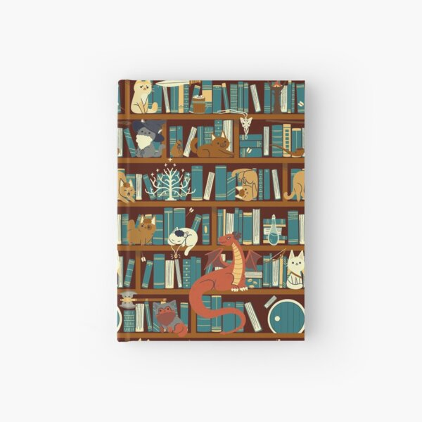 Library of the Ring Hardcover Journal