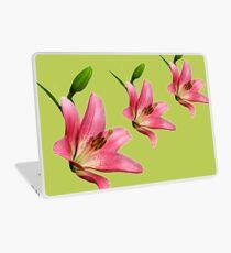 Lilies Laptop Skin