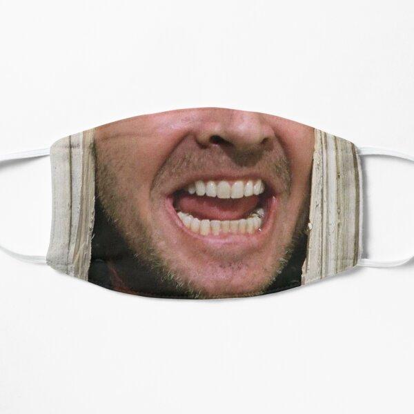 The Shining - Jack Nicholson - Here's Johnny Flat Mask
