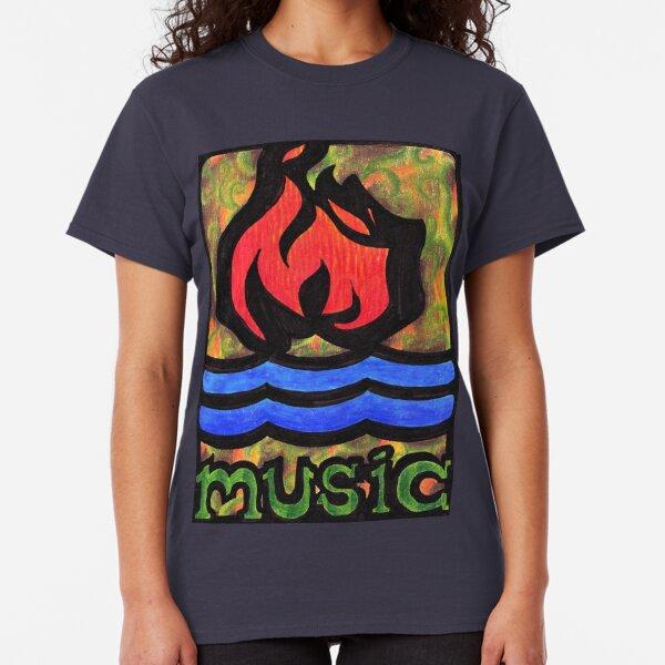 Hot Water Music Classic T-Shirt