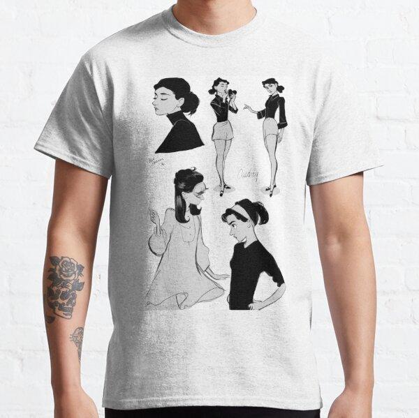 Audrey Hepburn 1 Camiseta clásica