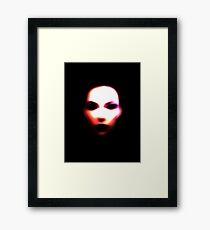 Ghost of Vanity's Past Framed Print