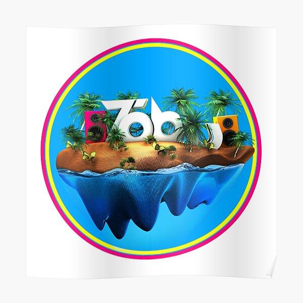 Tobu island Poster