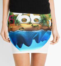 Tobu Island 2 Mini Skirt