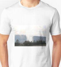 Tornado; God answered Job in a whirlwind - Job 38:1 Job 40:6  T-Shirt